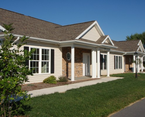 Custom Home Construction Harrisonburg