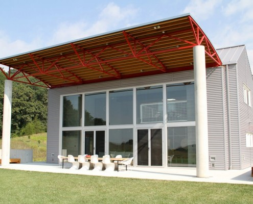 the sundial house in harrisonburg, custom home construction