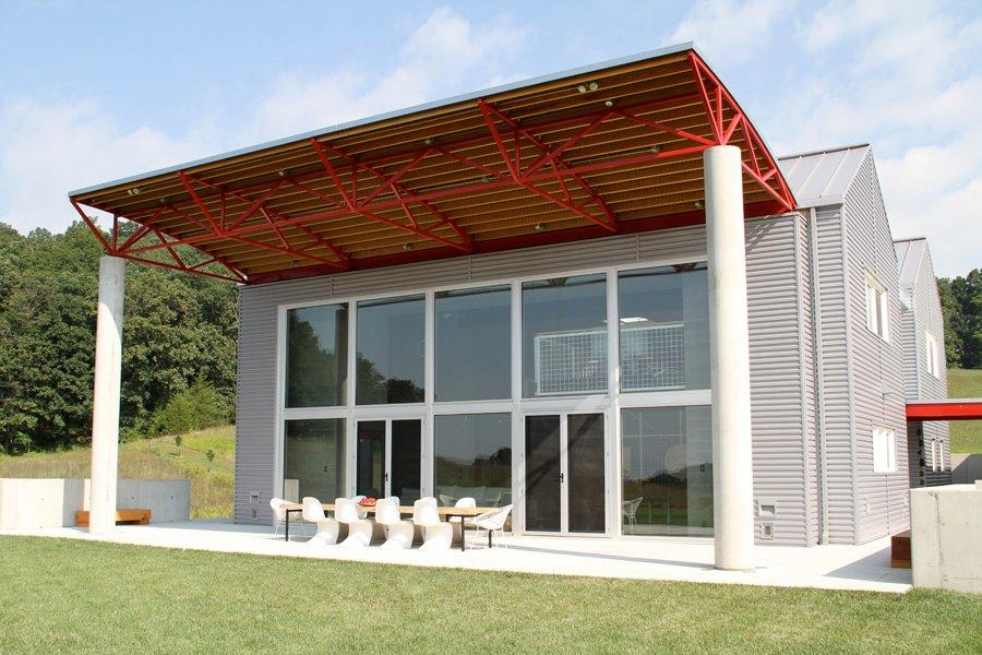 the sundial house in harrisonburg, custom home construction
