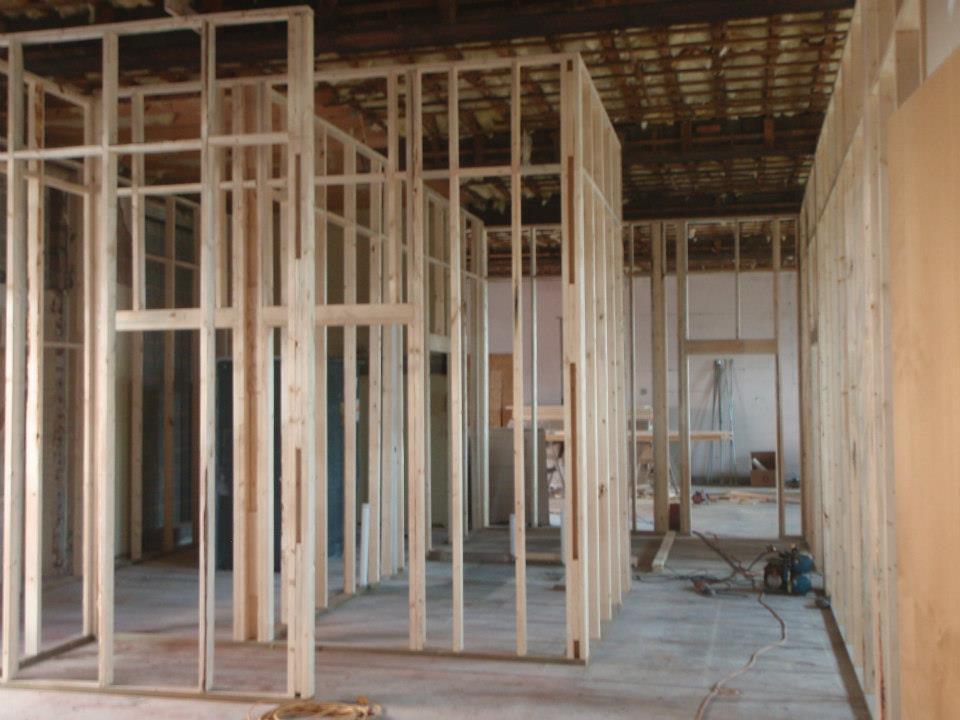commercial construction in harrisonburg