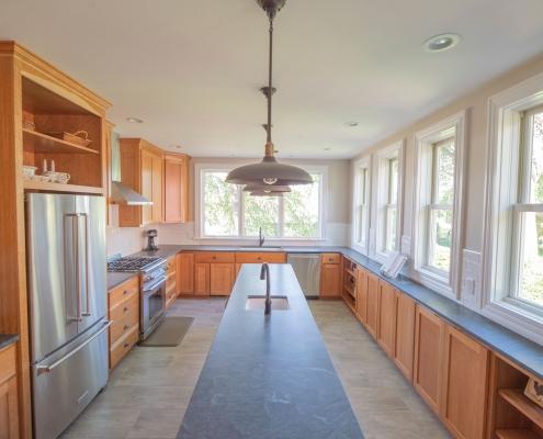home remodel - kitchen remodel - Herr & Co.
