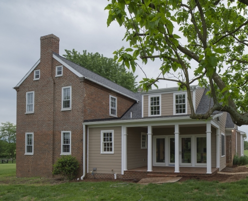 home remodel - home addition - Herr & Co. Building Contractors
